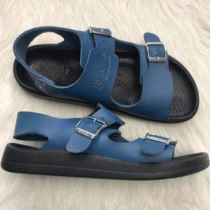 Birkenstock betula blue waterproof sandal men's 7